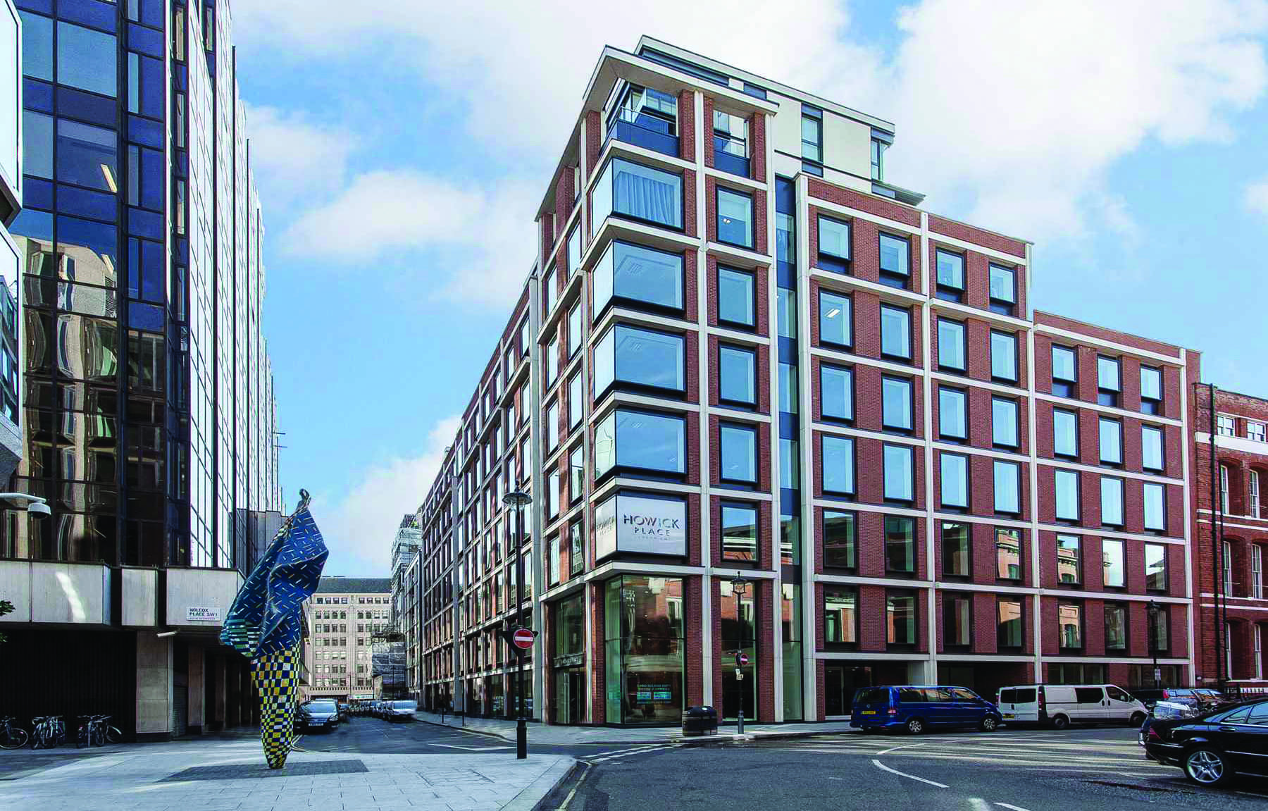 image of howick place building