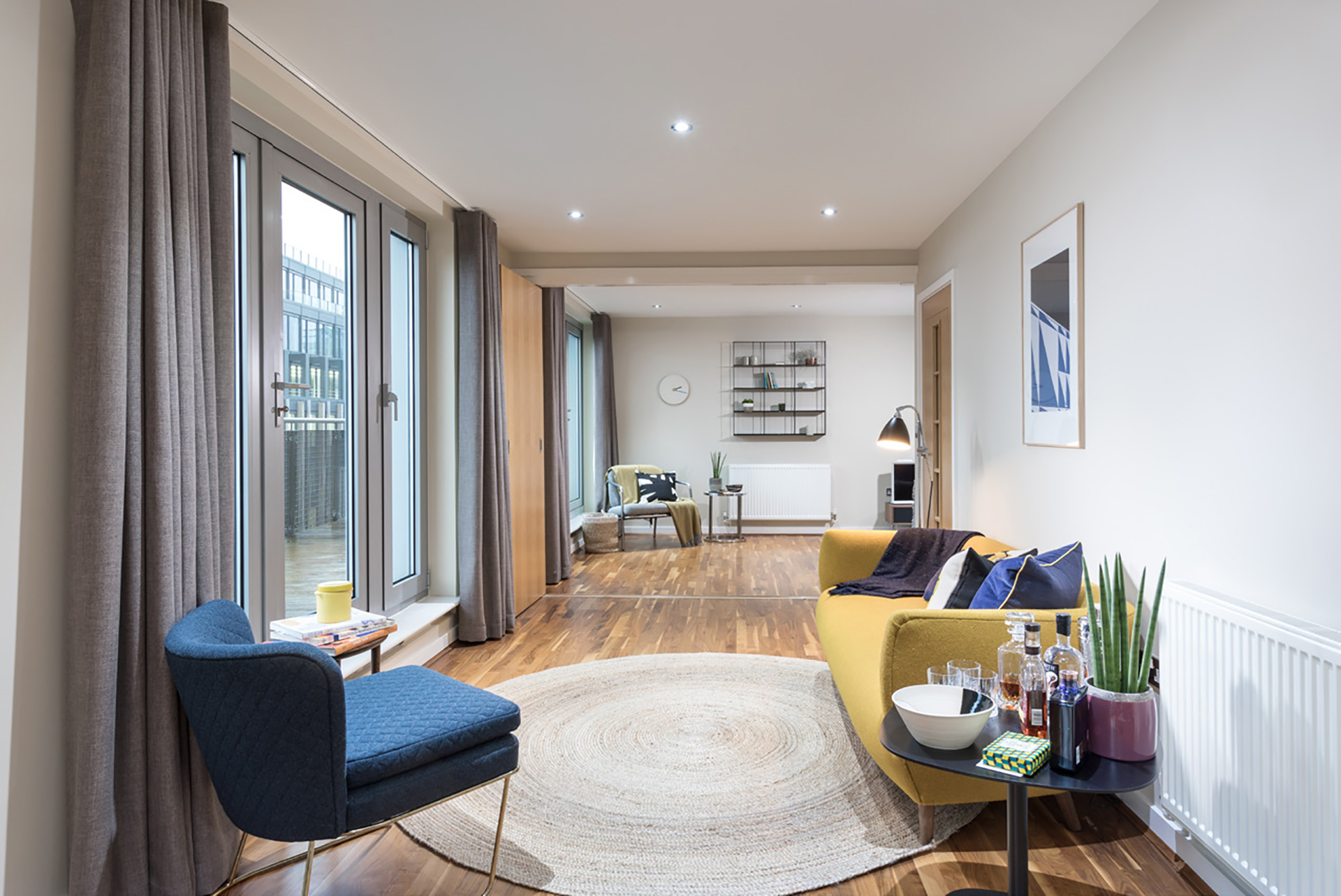 image of the interior in the stamford street property