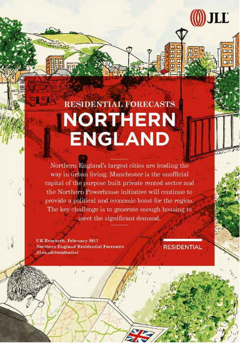 JLL residential forecasts for northern england article