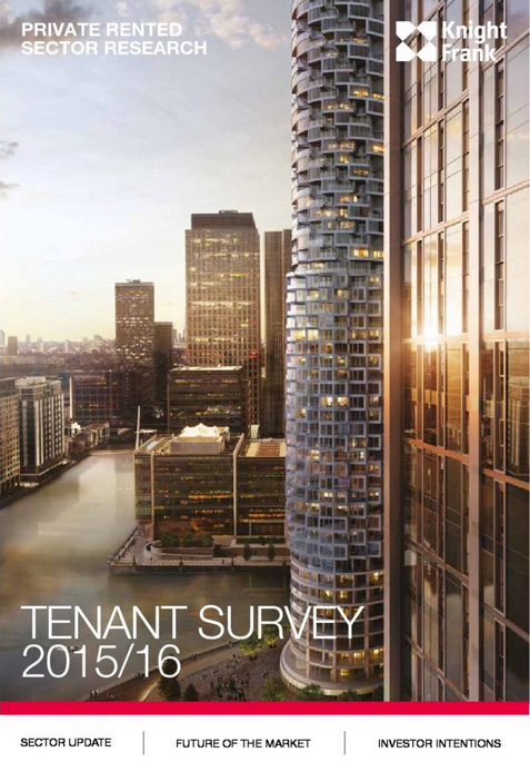 Knight Frank tenant survey