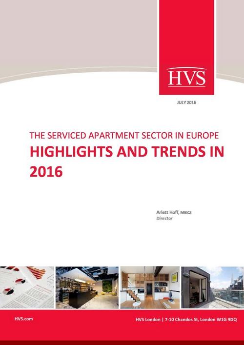 highlights and trends in 2016 for serviced apartment sector