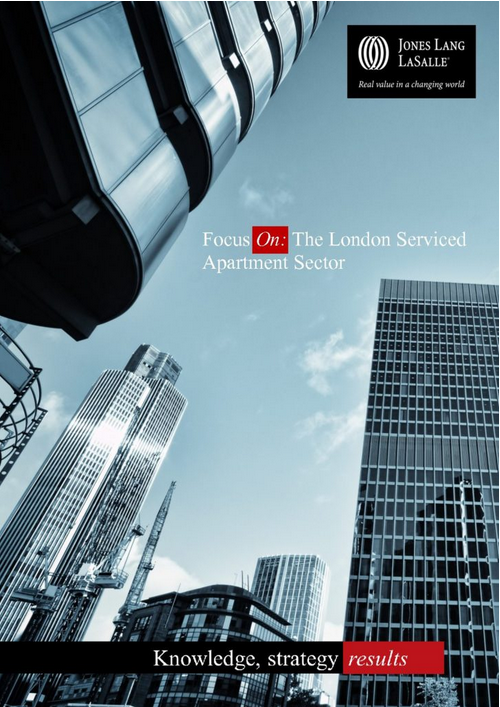 London serviced apartment sector knowledge book